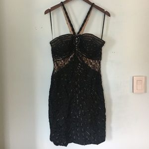 Sue Wong Cocktail Dress - Size 10